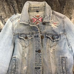 American Eagle Vintage Jean Jacket